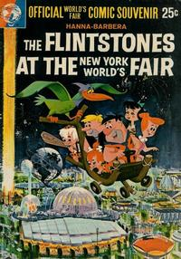 Cover Thumbnail for Hanna-Barbera The Flintstones at the New York World's Fair (Western, 1964 series)
