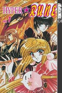 Cover Thumbnail for Hyper Rune (Tokyopop, 2004 series) #1