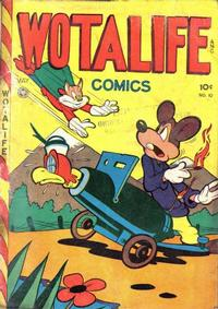 Cover Thumbnail for Wotalife Comics (Fox, 1946 series) #10