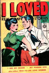 Cover Thumbnail for I Loved Real Confession Stories (Fox, 1949 series) #32 [5]