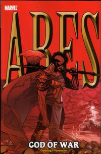 Cover Thumbnail for Ares: God of War (Marvel, 2006 series)