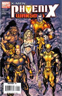 Cover Thumbnail for X-Men: Phoenix - Warsong (Marvel, 2006 series) #1