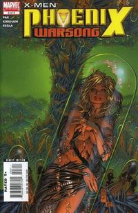 Cover Thumbnail for X-Men: Phoenix - Warsong (Marvel, 2006 series) #3