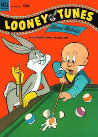 Cover Thumbnail for Looney Tunes and Merrie Melodies (Dell, 1950 series) #136