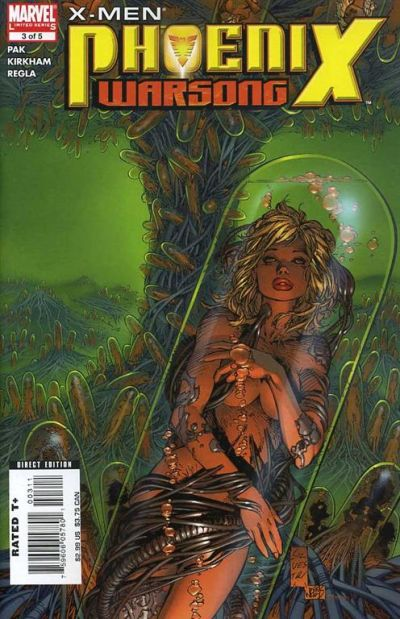 Cover for X-Men: Phoenix - Warsong (Marvel, 2006 series) #3