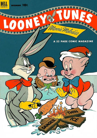 Cover for Looney Tunes and Merrie Melodies (Dell, 1950 series) #134