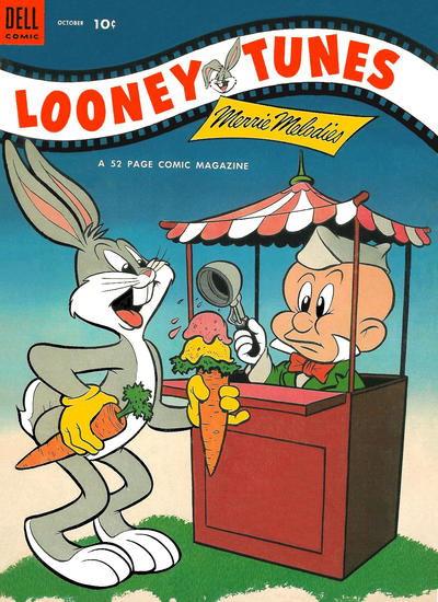 Cover for Looney Tunes and Merrie Melodies (Dell, 1950 series) #144
