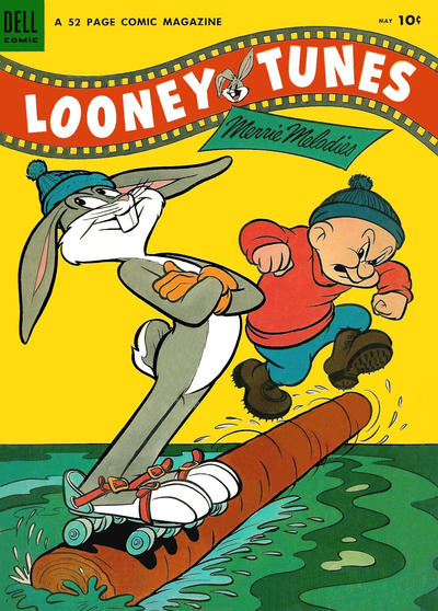Cover for Looney Tunes and Merrie Melodies (Dell, 1950 series) #151