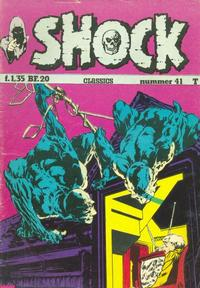 Cover Thumbnail for Shock Classics (Classics/Williams, 1972 series) #41