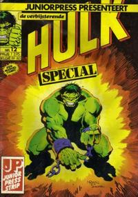 Cover Thumbnail for De Verbijsterende Hulk Special (JuniorPress, 1983 series) #12