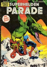 Cover Thumbnail for Superhelden Parade (JuniorPress, 1983 series) #1