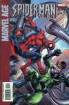 Cover for Marvel Age Spider-Man (Marvel, 2004 series) #10