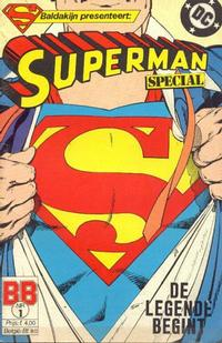Cover Thumbnail for Superman Special (JuniorPress, 1987 series) #1
