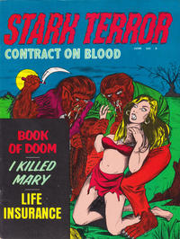 Cover Thumbnail for Stark Terror (Stanley Morse, 1970 series) #4