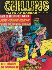 Cover Thumbnail for Chilling Tales of Horror (Stanley Publications, 1969 series) #v2#2