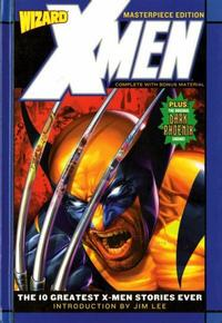 Cover Thumbnail for Wizard X-Men Masterpiece Edition (Marvel; Wizard, 2003 series) #1