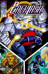 Cover Thumbnail for Backlash (Image, 1994 series) #25