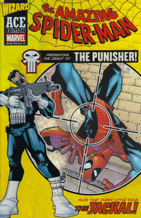 Cover Thumbnail for Wizard Ace Edition: Amazing Spider-Man #129 (Marvel; Wizard, 2002 series)