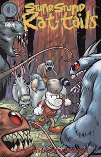 Cover Thumbnail for Stupid, Stupid Rat Tails (Cartoon Books, 1999 series) #2