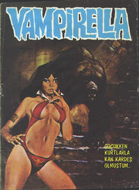 Cover Thumbnail for Vampirella (Mehmet K. Benli, 1976 series) #4