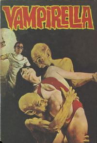 Cover Thumbnail for Vampirella (Mehmet K. Benli, 1976 series) #18