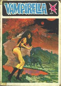 Cover Thumbnail for Vampirella (Mehmet K. Benli, 1977 ? series) #3