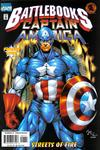 Cover for Captain America Battlebook: Streets of Fire (Marvel, 1998 series)