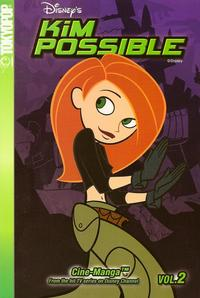 Cover Thumbnail for Kim Possible (Tokyopop, 2003 series) #2