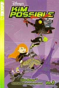 Cover Thumbnail for Kim Possible (Tokyopop, 2003 series) #3