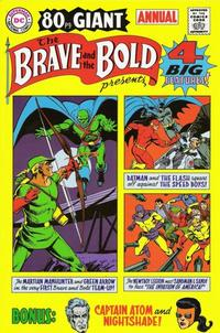 Cover Thumbnail for The Brave and the Bold Annual (DC, 2001 series) #1