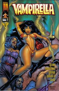 Cover Thumbnail for Vampirella Monthly (Harris Comics, 1997 series) #6