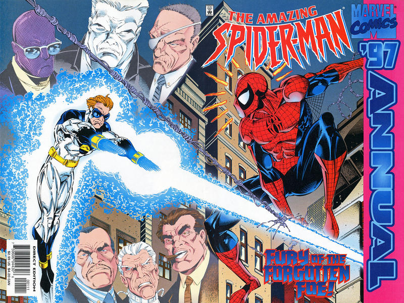 Cover for The Amazing Spider-Man '97 (1997 series) #[nn]