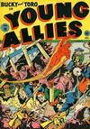 Cover for Young Allies (Marvel, 1941 series) #10