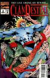 Cover for ClanDestine (Marvel, 1994 series) #2