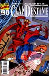 Cover for ClanDestine (Marvel, 1994 series) #7
