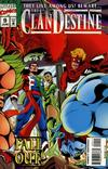Cover for ClanDestine (Marvel, 1994 series) #9