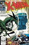 Cover Thumbnail for The Uncanny X-Men (1981 series) #233 [Direct]
