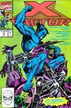 Cover for X-Factor (Marvel, 1986 series) #57 [Direct Edition]