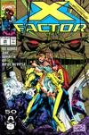 Cover for X-Factor (Marvel, 1986 series) #66 [Direct Edition]