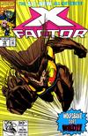Cover for X-Factor (Marvel, 1986 series) #76 [Direct Edition]
