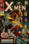 Cover for The X-Men (1963 series) #33