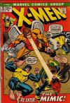 Cover for The X-Men (Marvel, 1963 series) #75