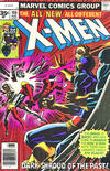 Cover Thumbnail for The X-Men (1963 series) #106 [35 cent cover price variant]