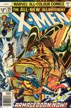 Cover Thumbnail for The X-Men (1963 series) #108 [British price variant]