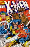 Cover for X-Men (Marvel, 1991 series) #4 [Direct Edition]