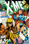 Cover for X-Men (Marvel, 1991 series) #6 [Direct Edition]