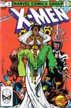 Cover for X-Men Annual (Marvel, 1970 series) #6 [Direct Edition]