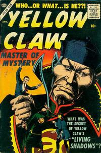 Cover Thumbnail for Yellow Claw (Marvel, 1956 series) #4