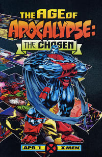 Cover for Age of Apocalypse: The Chosen (1995 series) #[nn]