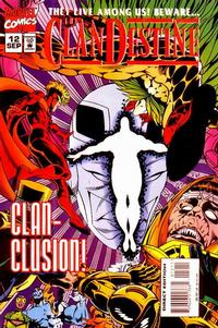 Cover Thumbnail for ClanDestine (Marvel, 1994 series) #12